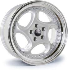 Dare - F6 (Silver Polished Lip)