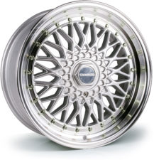 Dare - DR RS (Silver Polished / Chrome Rivets)